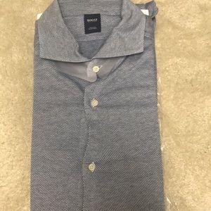 Other - Boggi Milano beautiful masculine long hand shirt